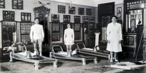 Private Pilates sessions