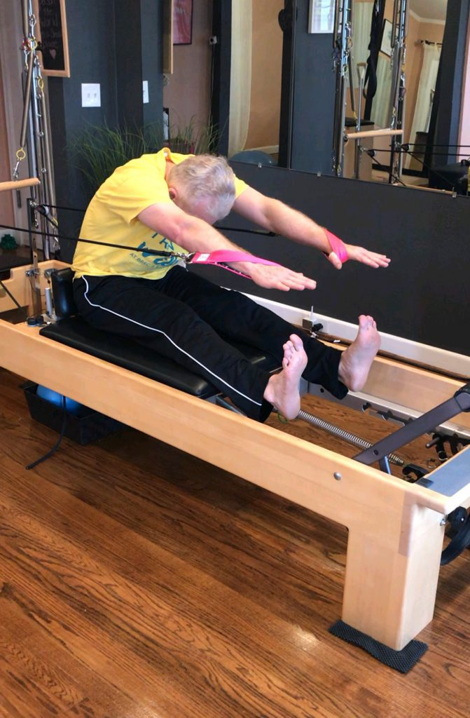 Real Men Do Pilates
